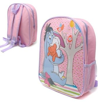"*Code:9260, Official ""Eeyore"" Junior Backpack £2.50.  pk6.."