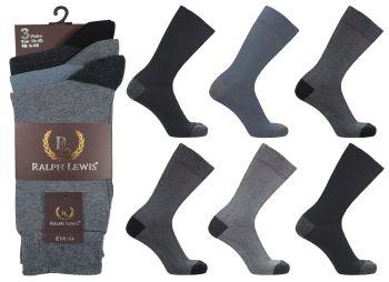 RL5009, Mens heel & toe design socks £4.25 a dozen, 2 dozen....