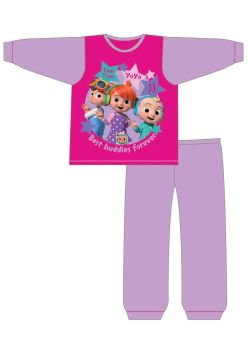 "SKP4870, Official ""Cocomelon"" Girls Pyjama £3.40.  pk18..."