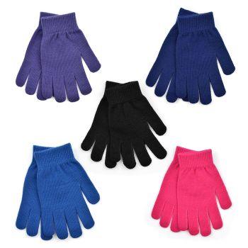 GL155, Ladies Thermal Magic Gloves Assorted £6.50 a dozen.  2 dozen..