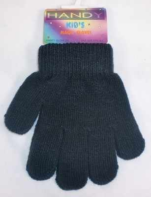 GLM100, Kids magic gloves in black, 1 dozen...