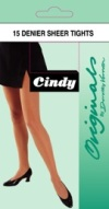 Code:C19, Cindy 15 denier one size tights, 1 dozen....