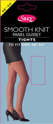 Code:S6, 15 Denier Smooth Knit XL Tight £0.78.  pk6.....