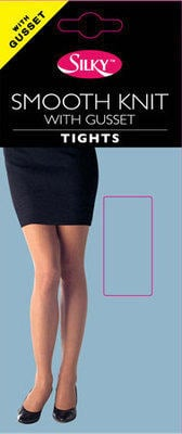 Code:S5, 15 Denier Smooth Knit Tight £0.66.  pk6........