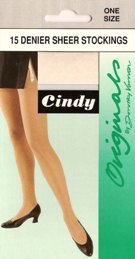 Code:C12,Cindy 15 denier stockings, 1 dozen...