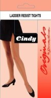 Code:C17, Cindy X Large ladder resist tights, 1 dozen....