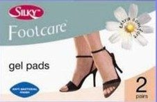Code:D7, 2 pair pack gel pads £1.38.  pk6.....