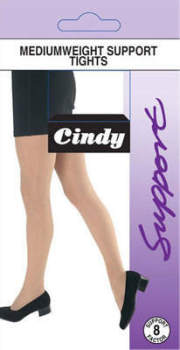 Code:C7, Cindy X Large medium weight support tights £1.73.  pk6...