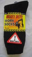 RH57, Mens work socks  1 dozen...