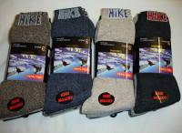 """RL20, Mens 3 in a pack """"Hike"""" socks £1.06. 1 dozen......"""