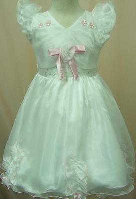 Code:4318, Girls stunning party dress £8.35.  pk12.....