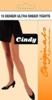 CODE:C2, Cindy 10 denier One Size Tights, 1 dozen....