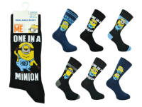 Mens Character Socks