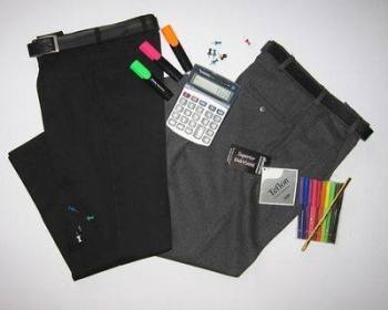 Youth Size Boys Trouser With A Belt.........