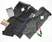 Boys Half Elasticated Trouser (BELT NOT PROVIDED).....