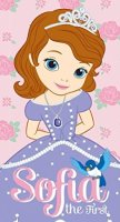 "Disney ""Sofia the First"" beach towel £5.50. pk6...."