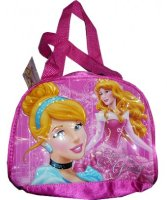 "PRIN189, Official ""Disney Princess"" fashion bowling bag £2.00.  pk6..."