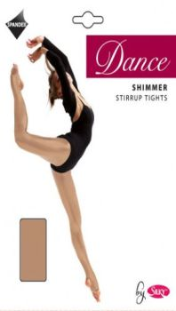 """Silky"" brand girls dance shimmer stirrup tights £2.40.   pk6..."