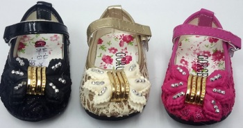"""Code:HS889, """"Gorgeous Collection"""" Girls Party Shoes £4.50.  pk6......."""