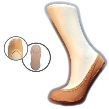 """Silky"" brand ladies cushion sole footsies £0.90.  pk6..."