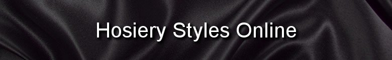 Hosiery Styles, site logo.