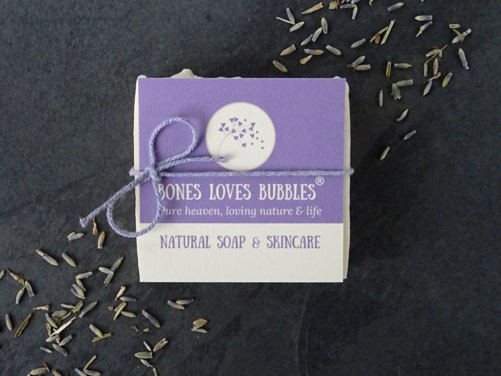 Wild Thing Soap - Spike Lavender & Myrtle