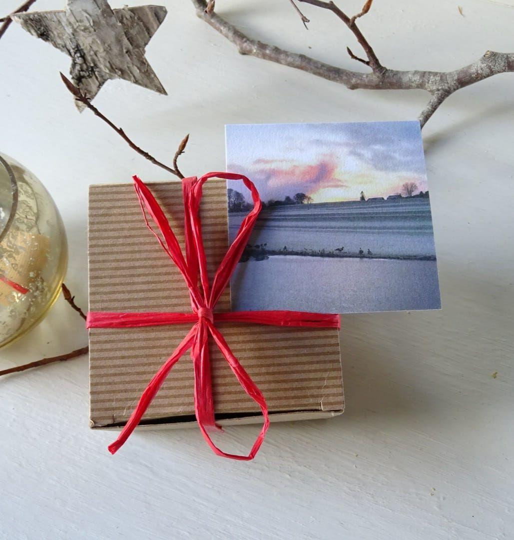 Christmas Mini Soap Gift Box