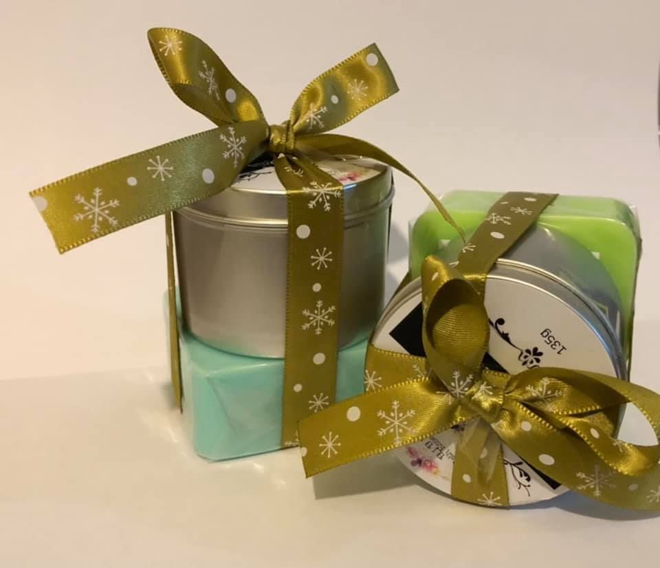 Body Butter & Soap Gift Set
