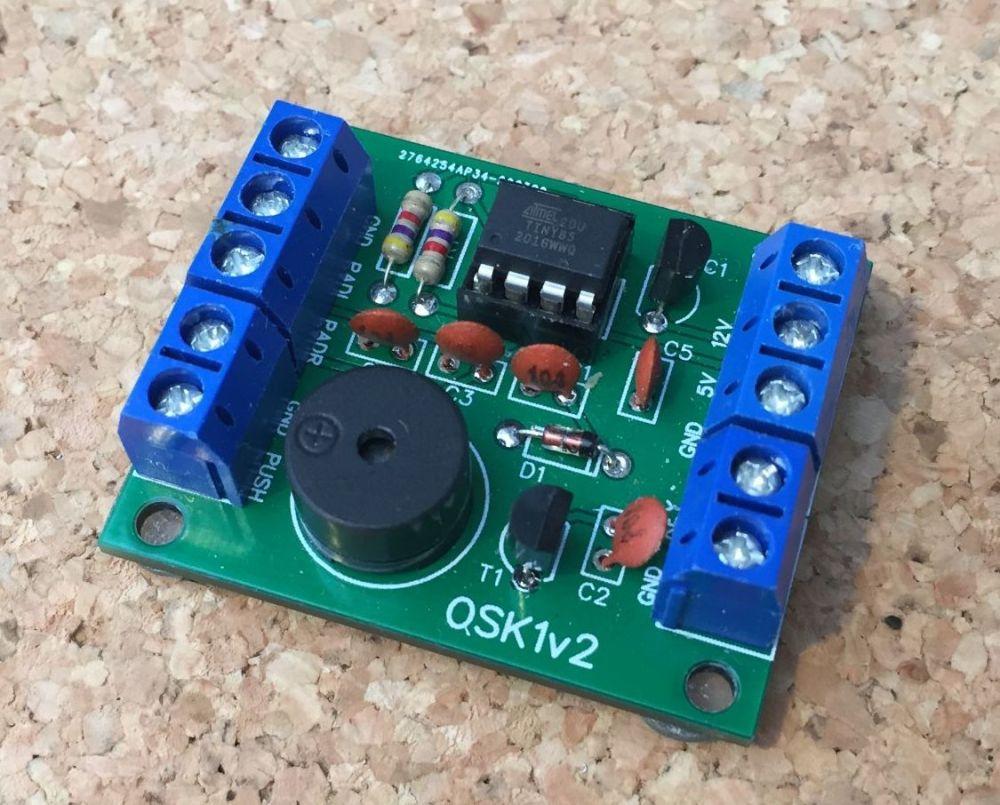 OSK Keyer Module only Kit