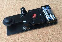 TK20 Morse training Key with built in Morse Tutor Full Kit Version