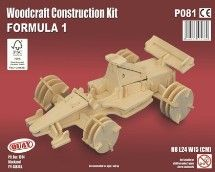 Formula 1 Car model construction kit