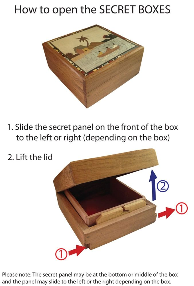 how to open