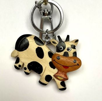 Cow - Black and Whte
