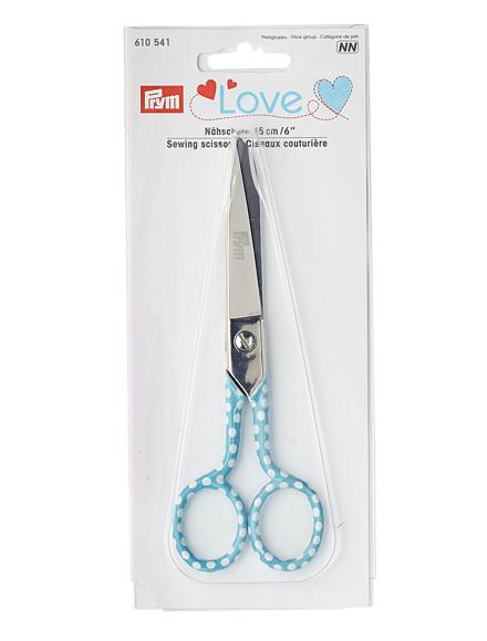 Prym Love Sewing Scissors - 15cm/6