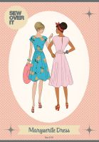 Marguerite Dress - Sew Over It