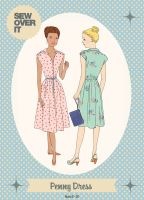 Penny Dress - Sew Over It
