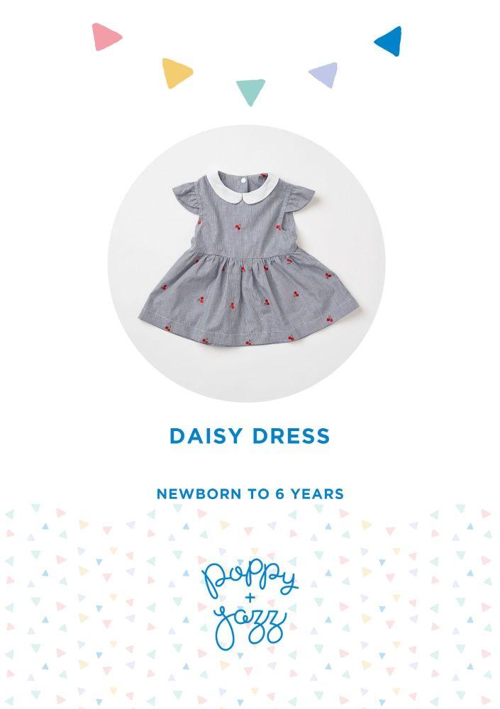Daisy Dress - Poppy & Jazz