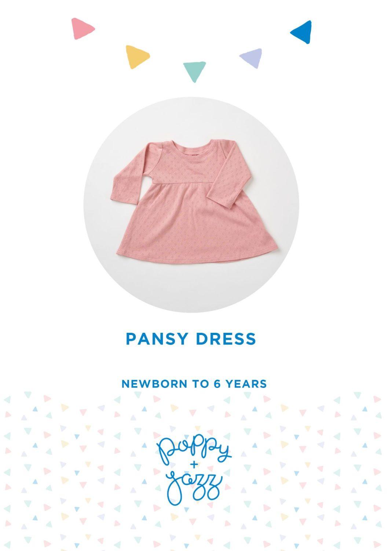 Pansy Dress - Poppy & Jazz
