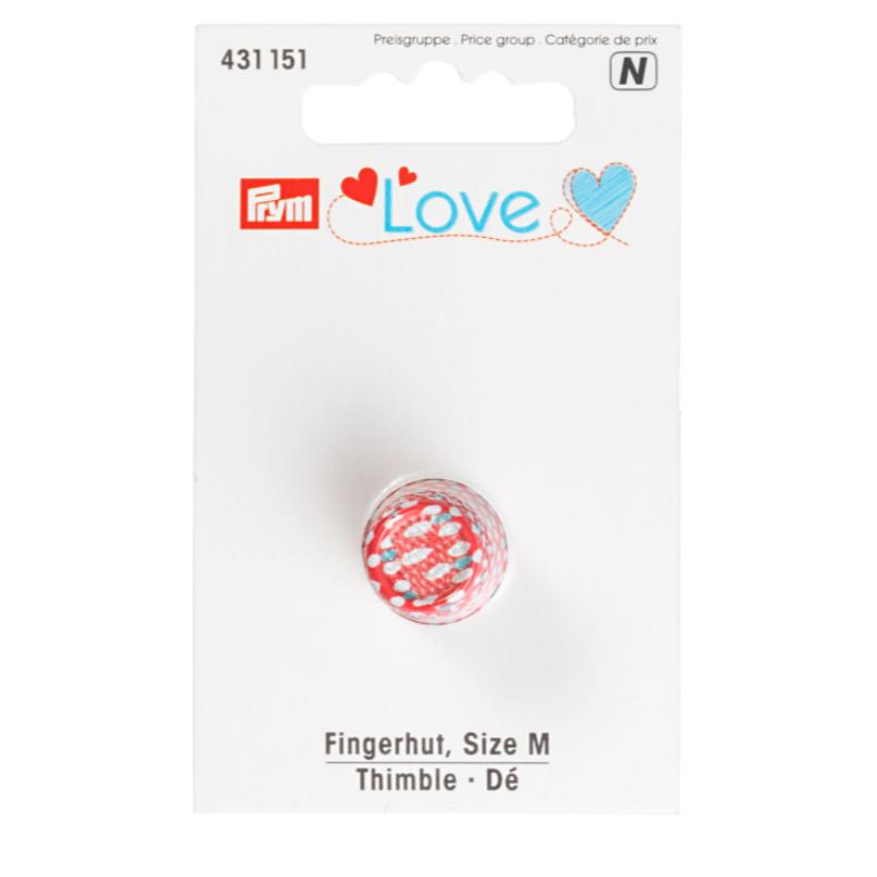Prym Love Thimble - Medium