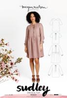 Sudley Blouse & Dress - Megan Nielsen