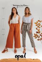 Opal Pants & Shorts - Megan Nielsen