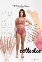 Cottesloe Swimsuit - Megan Nielsen
