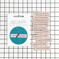 Hand-F*cking-Made - KATM Woven Labels
