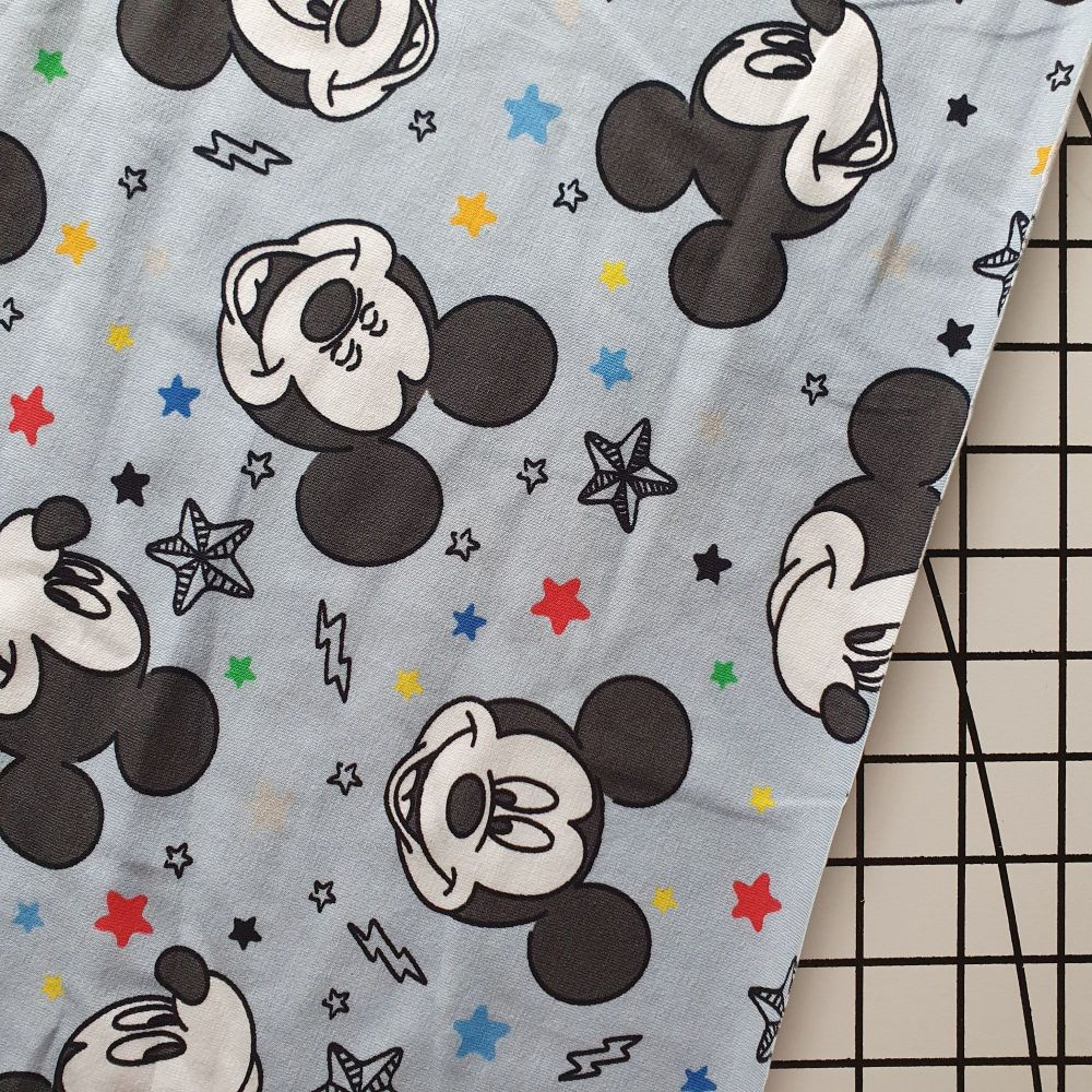 Mickey Mouse - Cotton Jersey