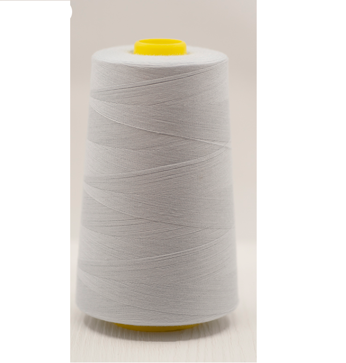 Light Grey Overlocker Thread/Cone - 5000 yards