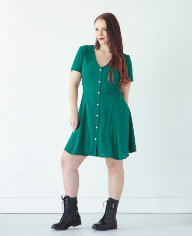 The Shelby Dress & Romper - True Bias