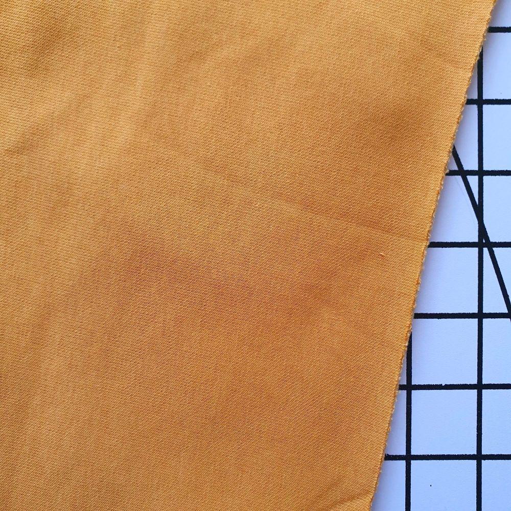 Sweatshirting - Mustard