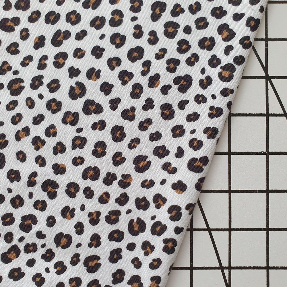 Animal Skin - GOTS Cotton Jersey