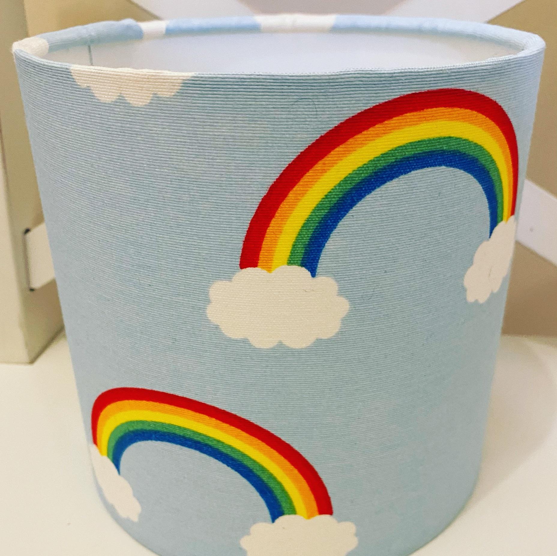 LBGT rainbow lamp