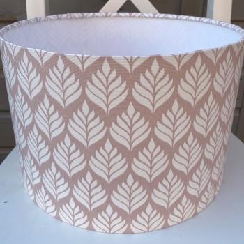 Bespoke Custom Handmade Studio G Elise Blush Pink Lampshade